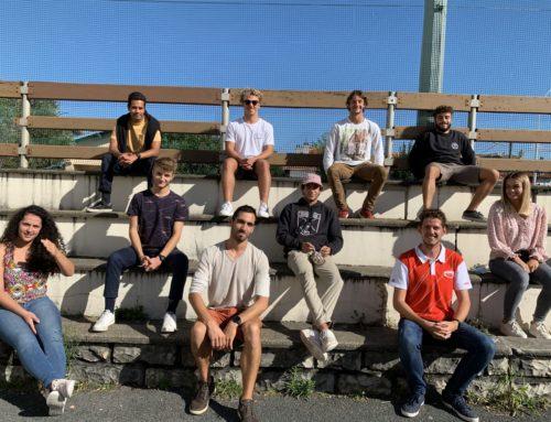 9 nouveaux formateurs PSC au BSC