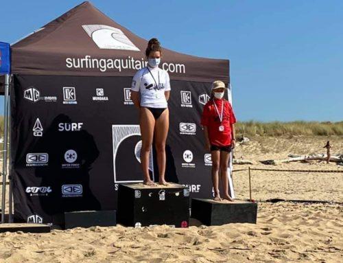 Championnats Espoirs Nouvelle-Aquitaine Bodysurf