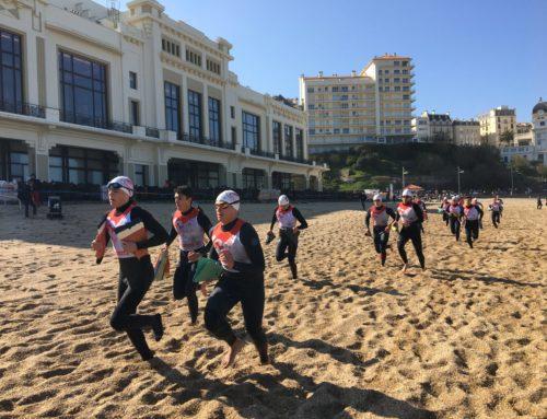 Le BSC en charge de la formation des sauveteurs de la Ville de Biarritz